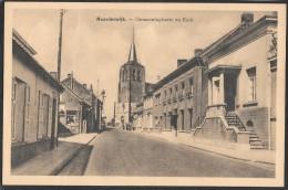 Noorderwijk Herentals - Gemeenteplaats En Kerk -  1959 - Herentals