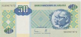 Angola 50 Kwanzas 1999 Pick 146 UNC - Angola