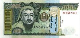 Mongolia 500 Tugrik 2000 Pick 65A UNC - Mongolia
