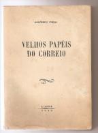 Lisboa - Velhos Papéis Dos Correios - História Postal - Filatelia Philatecy -  Correio C T T - Andere