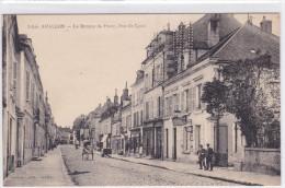 Avallon - Le Bureau De Poste, Rue De Lyon - Avallon