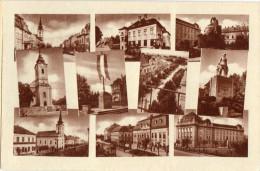 Postcard Sale - 1900-1910´ Years - Balassagyarmat City / Landscapes Postcard - Ungarn