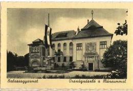 Postcard Sale - 1900-1910´ Years - Balassagyarmat City / Museum With Bearing Postcard - Ungarn