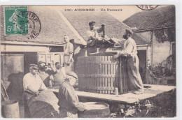 Auxerre - Un Pressoir - Auxerre
