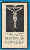 Bidprentje Van François Devos - Ardooie - 1858 - 1933 - Devotion Images