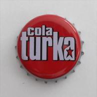 Turkish Soft Drink Soda Crown Cap �Cola Turka�