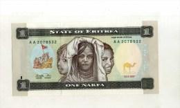 - ERYTHREE . BILLET 1 N. 1997 . - Eritrea