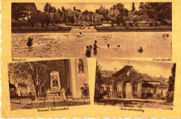 Postcard Sale - 1900-1910´ Years - Bonyhad City / Strand / Castle Nice Postcard - Ungarn