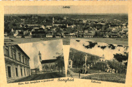 Postcard Sale - 1900-1910´ Years - Bonyhad City / Catholical Church / Post Office Nice Postcard - Ungarn