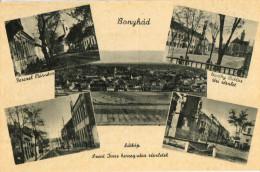 Postcard Sale - 1900-1910´ Years - Bonyhad City / Miklos Horthy Place, Views Nice Postcard - Ungarn