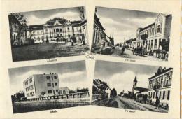 Postcard Sale - 1900-1910´ Years - Csap City / Station / Central Street / School Nice Postcard - Ungarn
