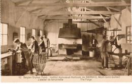 Institut Agricole Et Horticole De Bierbais, Mont Saint Guibert, L'atelier De Ferronnerie (pk21563) - Mont-Saint-Guibert