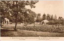 Institut Agricole Et Horticole De Bierbais, Mont Saint Guibert, Le Potager (pk21564) - Mont-Saint-Guibert