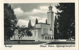Postcard Sale - 1900-1910´ Years - Csurgo City / Jesus Church Nice Postcard - Ungarn