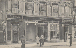 LEIPZIG  Cafe Monopol 1908 G - Leipzig