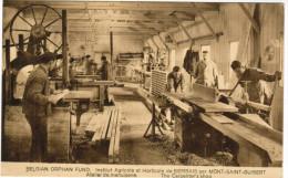 Institut Agricole Et Horticole De Bierbais, Mont Saint Guibert, Atelier De Menuiserie (pk21569) - Mont-Saint-Guibert