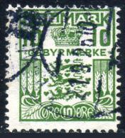 DENMARK 1926 - Revenue Used - Revenue Stamps