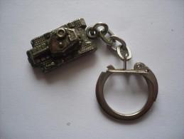 Porte-clés - Mini Tank - Char D'assaut - Cuivre étamé - Véhicules