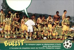 FOOTBALL - Equipe De NANTES - Calcio