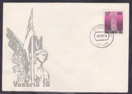 Lituanie - Lettre - Lituanie