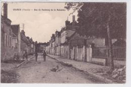Chablis - Rue Du Faubourg De La Maladière - Chablis