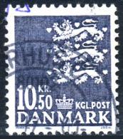 DENMARK 2002- Set Used