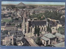 Carte Postale 59. Onnaing Et Les Mines Vue D´avion  Trés  Beau Plan - Autres Communes