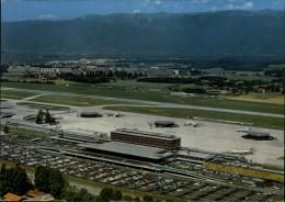 AVIATION - AEROPORT - GENEVE - Aerodrome