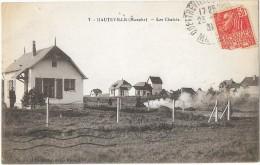 HAUTEVILLE (50) Les Chalets - France