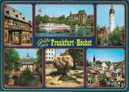 FRANKFURT-HÖCHST - Frankfurt A. Main