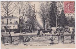 Avallon - Avenue De La Gare - Avallon