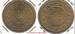 TUNISIA 100 Millimes 1983 KM#309 - Used - Tunisia