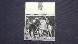 "San Marino 914 **/mnh, ""Schlacht Von San Romano"", Gemälde Von Paolo Uccello - San Marino"