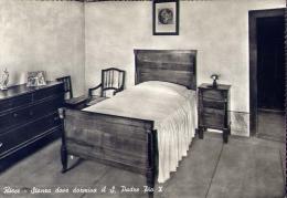 Riesi - Stanza Dove Dormiva Il S.padre Pio X - Formato Grande Non Viaggiata - Treviso
