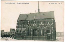 Bruxelles, Etterbeek, L'eglise Saint Antoine (pk21582) - Etterbeek