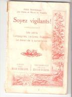 Religion Et Esotérisme-1910-Petit Fascicule à L'usage Des Parents Pour L'éducation Des Enfants-Religion Catholique - Religión & Esoterismo