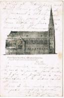 Future Eglise Saint Remi A Molenbeek Saint Jean (pk21583) - St-Jans-Molenbeek - Molenbeek-St-Jean