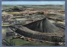 Carte Postale 62. Béthunes Et La Mine Vue D´avion  Trés  Beau Plan - Bethune
