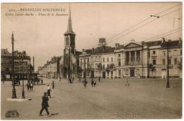 Bruxelles, Molenbeek; Eglise Sainte Barbe, Place De La Duchesse (pk21597) - Molenbeek-St-Jean - St-Jans-Molenbeek