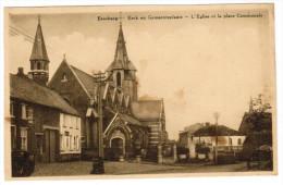 Everberg, Kerk En Gemeenteplaats (pk21599) - Kortenberg