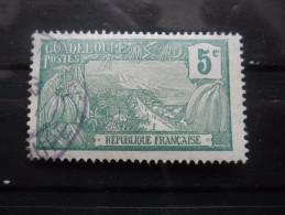 GUADELOUPE N°58 Oblitéré - Guadeloupe (1884-1947)
