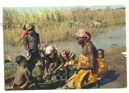 Nigeria. Washing Day. IRIS 4094 - Nigeria