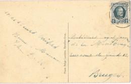 14550. Postal SPA (Belgien) 1928. Panorama Spa - Bélgica