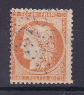 CERES N° 38 VARIETE SANS FILET BAS - 1870 Besetzung Von Paris