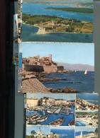 Lot D´environ 220 Cartes Région Provence Alpes Cote D´Azur Cartes Modernes/ Semi Modernes Etc - Cartoline