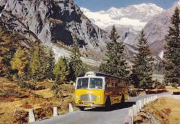 Poste Alpine Svizzere Autocars Postaux Suisses Schweizer Alpenpost Swiss Alpine Postal Buses (Grimselpass) 1960 - Poste & Facteurs