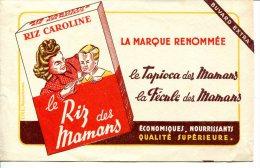 Riz CAROLINE - Tapioca Des Mamans, La Fécule Des Mamans - Alimentare