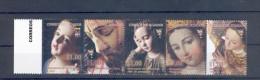 EC - 2009 -3136-3140 - CHRISTLICHE KUNST - MNH -POSTFRISCH -** - Equateur