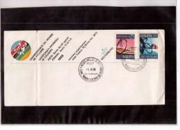 608  -   IMOLA  1.9.1968   /      CAMP. MONDIALI CICLISMO SU STRADA - Ciclismo
