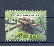 EC - 2009 - 3134 - SUCUMBIOS - 5$ - MNH -POSTFRISCH -** - Equateur